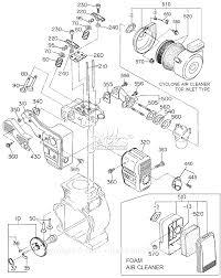 Subaru exhaust parts diagram unique robin subaru eh25 2 parts diagrams
