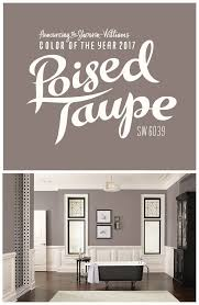 taupe and brown bedroom ideas. we\u0027re thrilled about our 2017 color of the year: poised taupe sw this timeless neutral strikes an effortless balance between warm brown and cool gray, bedroom ideas e