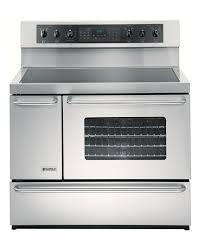 Kenmore Elite - 99613 - 5.4 cu. ft. Double-Oven Electric Range ...