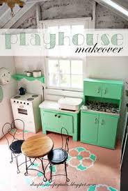 playhouse furniture ideas. playhouse makeover reveal furniture ideas i