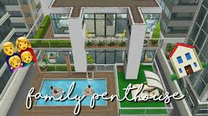 🏡Family Penthouse👪 - Stacie SimsFreeplay - YouTube