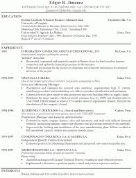Resumes That Get Jobs Best Excellent Resumes Photo ItResume 44