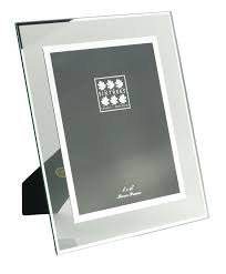 a range high quality flat glasirror line art deco style single aperture photo frames for 6 x 4 10 x 8 pictures full sizing details are in the