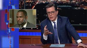 Colbert Rips R. Kelly's 'Completely Unconvincing' Interview with ...