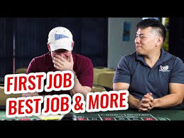 Our First Job As A Casino Dealer Casino Gaming Chat 2019