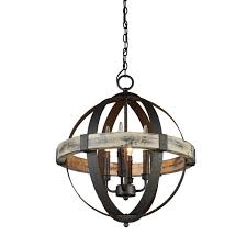 pearl 4 light candle style chandelier