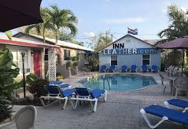 inn leather guest house male only lgbt fort lauderdale outdoor pool