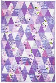Purple Quilt Patterns Magnificent Inspiration Design