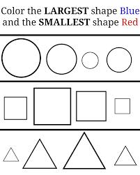 Free Printable Color Learning Worksheetsllll L
