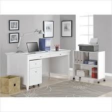incredible white desk with storage white desk with shelves hostgarcia