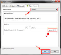 Record Desktop Windows 7 Use Vlc As A Screen Recording Tool Pc Tonic