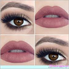 cute makeup ideas for dark brown eyes 3 jpg
