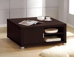 interior ultimate coffee tables with storage rustic home furniture decoraiton dark brown books white square