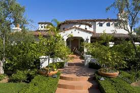 Small Picture Spanish Courtyard Front Entry Planting Ideas