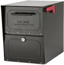 6200Z10 Column Mount Mailbox I82