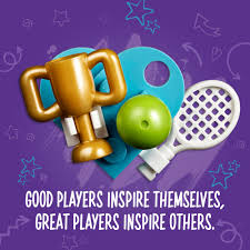 Thanksgiving Quotes For Friends Inspiration Good Players Inspire Themselves Great Players Inspire Others
