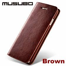new genuine real leather case for apple 7 plus iphone 6s plus luxury phone cases iphone
