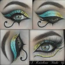 this exotic look is an egyptian makeup inspired by katy perry dark horse video feel bold and recreate this look with the video tutorial here