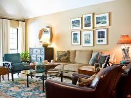 charming eclectic living room ideas. Eclectic Living Room With Blue Dpallison Jaffe Roomsx Rend Hgtvcom Charming Ideas R