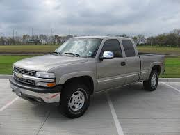 2002 Chevrolet Silverado 1500 Extended Cab Ls 4wd Z71 - For Sale ...