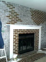 cover brick fireplace with stone fireplace remodel stone over brick medium size of how to update cover brick fireplace with stone