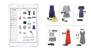 College Packing List App Stylebook Closet App What Clothes To Pack For College