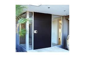 entrance doors timber
