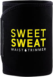 <b>Sweet Sweat</b> Premium <b>Waist</b> Trimmer (Yellow Logo) for Men ...