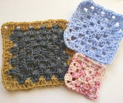 Easy Crochet Granny Squares Free Patterns Beauteous How To Crochet Granny Squares
