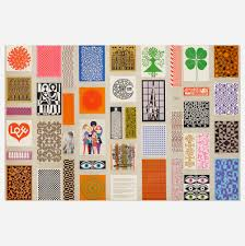 American Design Components 332 Alexander Girard Environmental Enrichment Panels