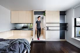 modern home interior design. A 1950s Micro Apartment Is Renovated For Modern Times Home Interior Design