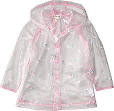 Hatley Raincoat Size Chart Amazon Com Hatley Rainbow Unicorns Raincoat 3 1 Ea Baby