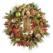 christmas joy pre lit wreath amazoncom gki bethlehem lighting pre lit