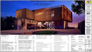 L Plan Lighting Design Sunset View La Lc Architechknowlogy Design Group