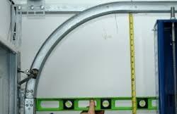 garage door trackGarage Door High Lift  Vertical Lift Inquiry