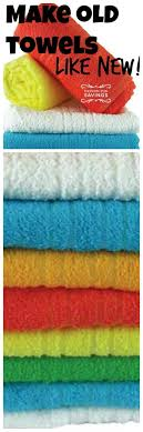 How Much Fabric Softener To Use How To Make Your Old Towels Like New Over Time The Detergent And