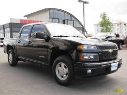 2005 Black Chevrolet Colorado LS Crew Cab #14554383 Photo #3 ...