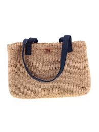Details About Tommy Hilfiger Women Brown Tote One Size