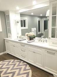 50 modern farmhouse small bathroom wall color ideas 23