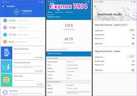 Snapdragon Processor Chart Samsung Exynos 7904 Vs Snapdragon 660 Which Is The Better