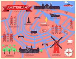 amsterdam coffeshop map