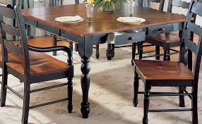 Homelegance Sedgefield Dining Table with Drawers and Extension