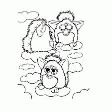 25 Bladeren Kleurplaat Furby Mandala Kleurplaat Voor Kinderen