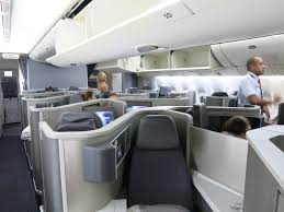 American Airlines Puts Premium Lie Flat Seats On Two Hawaii