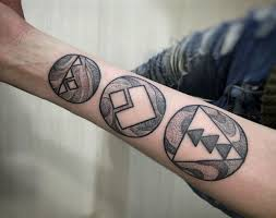 Image result for small wrist tattoos men