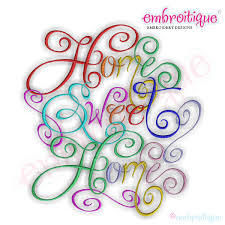 Sweet Embroidery Designs All About Embroidery - Home machine embroidery designs
