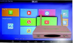 Android Tv box Q9s - Telebox V3, T8. Q9, T18, T28 giá KHAI TRƯƠNG -50 -  Điện tử, Kỹ thuật số tại Hải Phòng - 26253411