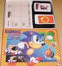 Play the original sonic the hedgehog rom for the sega genesis. Sonic The Hedgehog Card Game Board Game Boardgamegeek