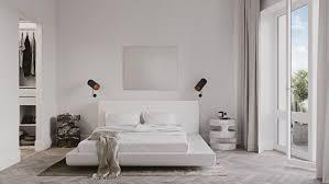 Bedroom 1 Minimalist Interior