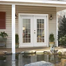 8 foot front door8 Ft French Patio Doors  outdoorlivingdecor